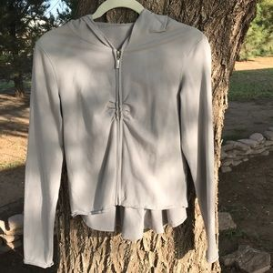 Victoria's Secret brand yoga jacket NWOT